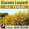 All'Italia [To Italy]
