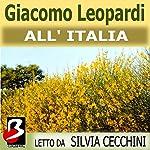 All'Italia [To Italy] | Giacomo Leopardi