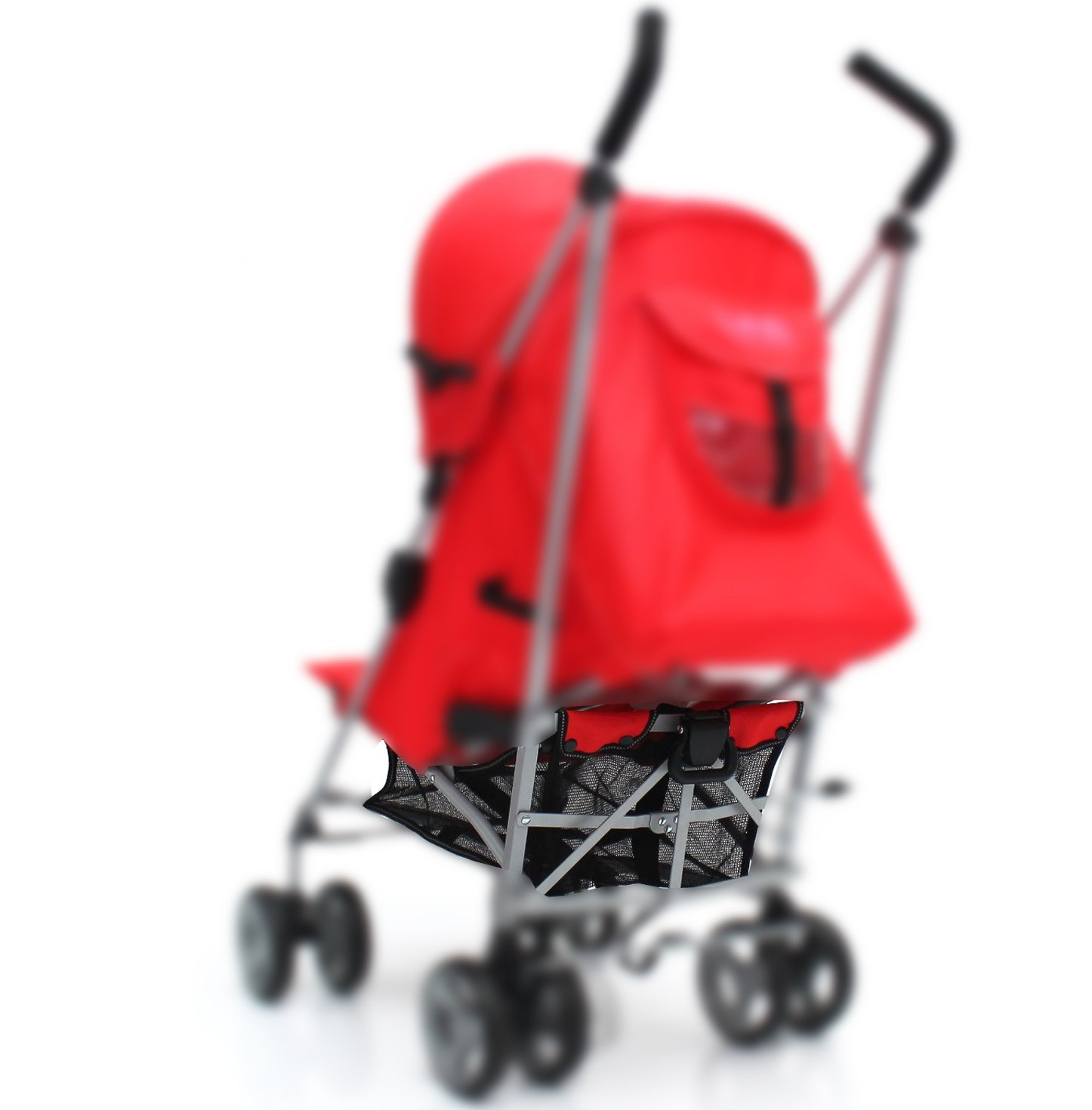 (Spare Parts Shopping Basket) Zeta Vooom - RED UNIVERSAL! ZeTA®