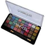 MARS Women's Eyes Shadow 36 Shade Colours, 30gm