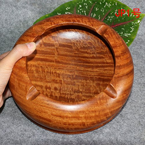Rosewood carved ashtray,A by PINWEI