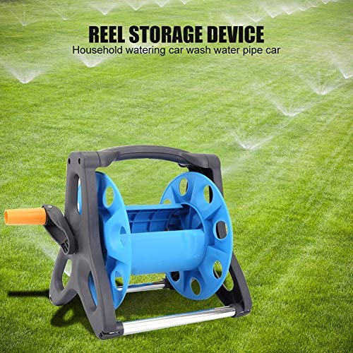 Garden Hoses & Parts Gardening Water Planting Car Tool Watering Irrigation Garden Hoses Supplies Garden Hose Reel Holder Rack Pipe Storage Cart