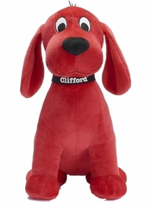 d25bfa27c48ac Kohls Cares Clifford The Big Red Dog Stuffed Animal Plush Puppy Pal
