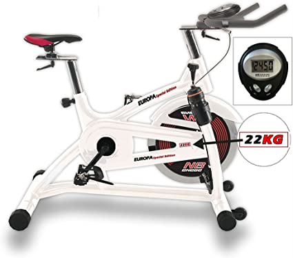 Bicicleta Spinning Enebe Europa Special Edition: Amazon.es ...