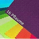 OXFORD 600D Couleurs 16   Prune Violet Polyester Tissu 1 mètre courant EXTERIEUR étanche extrêmement résistant robuste PVC Matière au mètre Voile Bache, Tente, Sac à dos, Sac