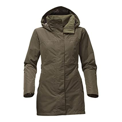 18d2f1e35 Amazon.com: The North Face Laney Trench II TNF Black Women's Coat ...