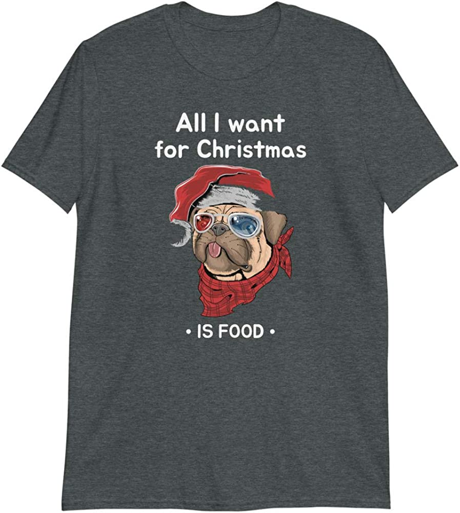 All I Want for Christmas is Food - I Love My Dog,Poker Gamble Fold Deal Heart Diamond Club Spade Designs