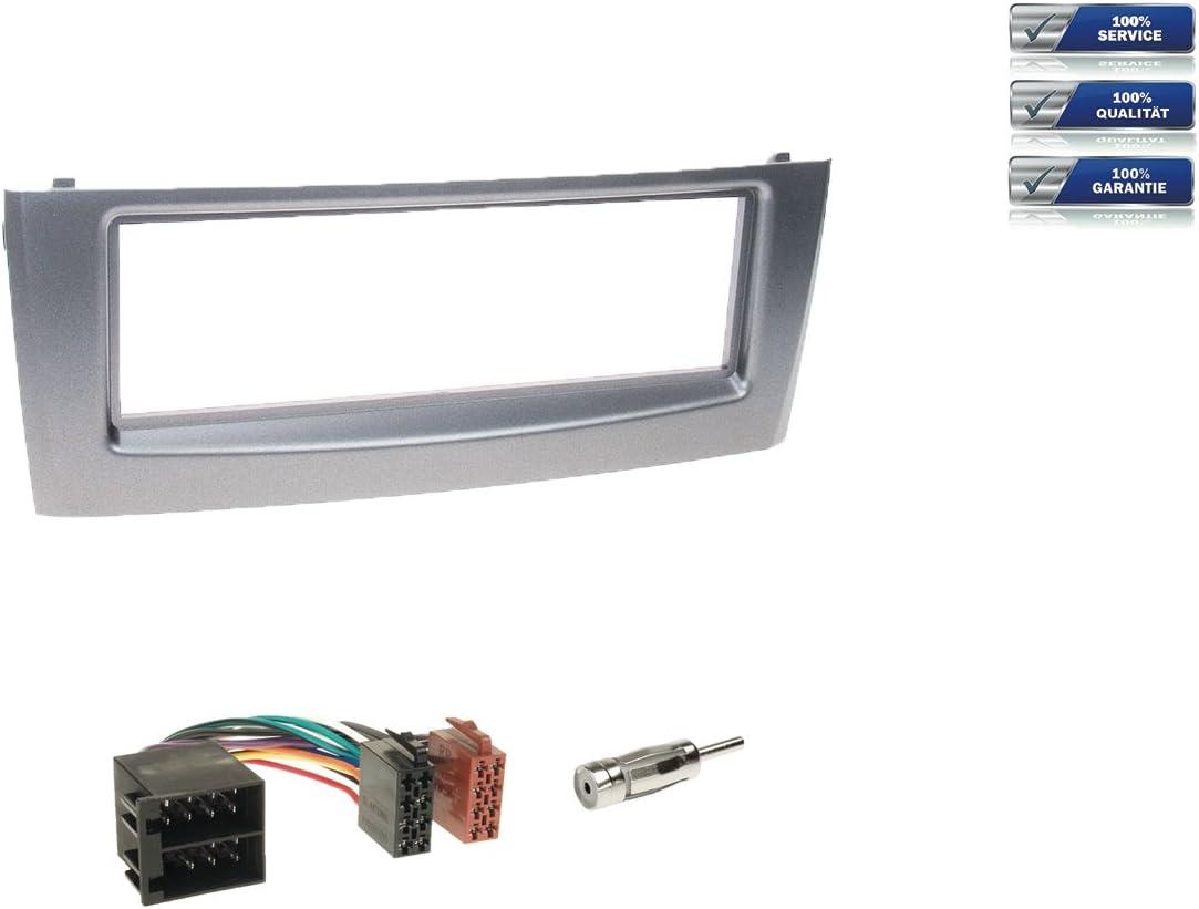 1 Din Radioeinbau Komplettset Fiat Grande Punto Elektronik