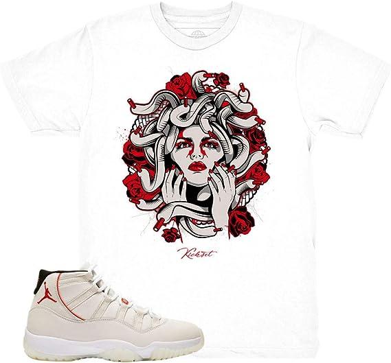 Platinum Tint 11 Medusa White Shirt to