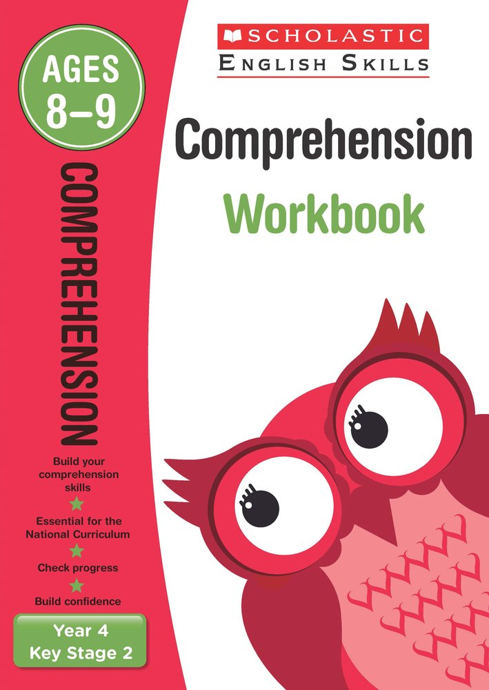 Comprehension Workbook (Year 5) (Scholastic English Skills): Amazon ...