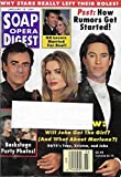 Thaao Penghlis, Eileen Davidson & Drake Hogestyn (Days of Our Lives) - January 18, 1994 Soap Opera Digest