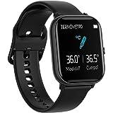 BINDEN Smartwatch P8 Pro Termómetro, Pantalla Touch, Multicarátulas, Monitor de Salud y Deportivo, Compatible con iOS y Andro