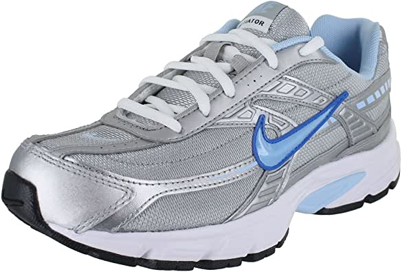 Amazon.com | Nike Womens Initiator Wide Metallic Silver