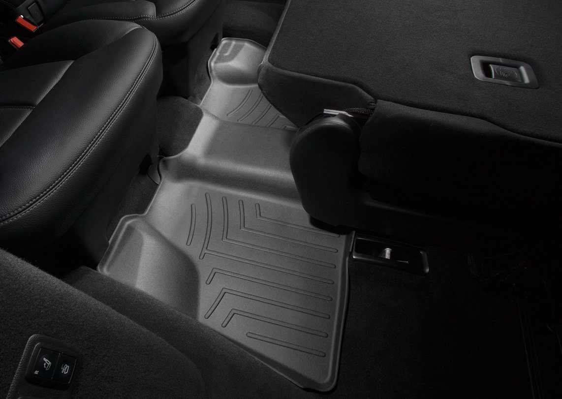 Weathertech mats toyota tacoma - Amazon Com Weathertech 440211 Custom Fit Front Floorliner For Toyota Tacoma Black Automotive