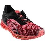 ASICS Women's Gel-Quantum 360 Knit Peach Black/Onyx Athletic Shoe