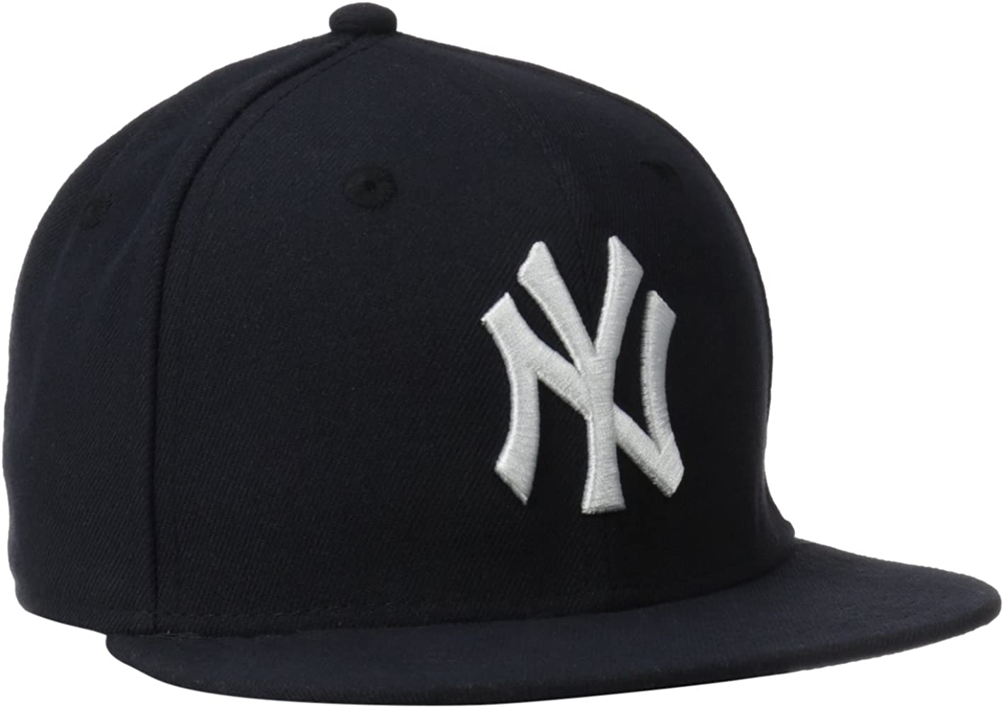 promo code b4b7f 1bb83 MLB New York Yankees Game Youth AC On Field 59Fifty Fitted Cap-634