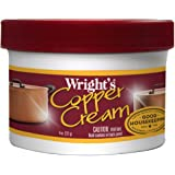 Wright's Copper Cream - For Cleaning and Polishing Pots, Sinks, Mugs, Hardware, Pans and More - 8 fl. Oz.
