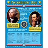 Presidents' Day Learning Chart