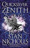 Quicksilver Zenith (The Quicksilver Trilogy, Book 2)