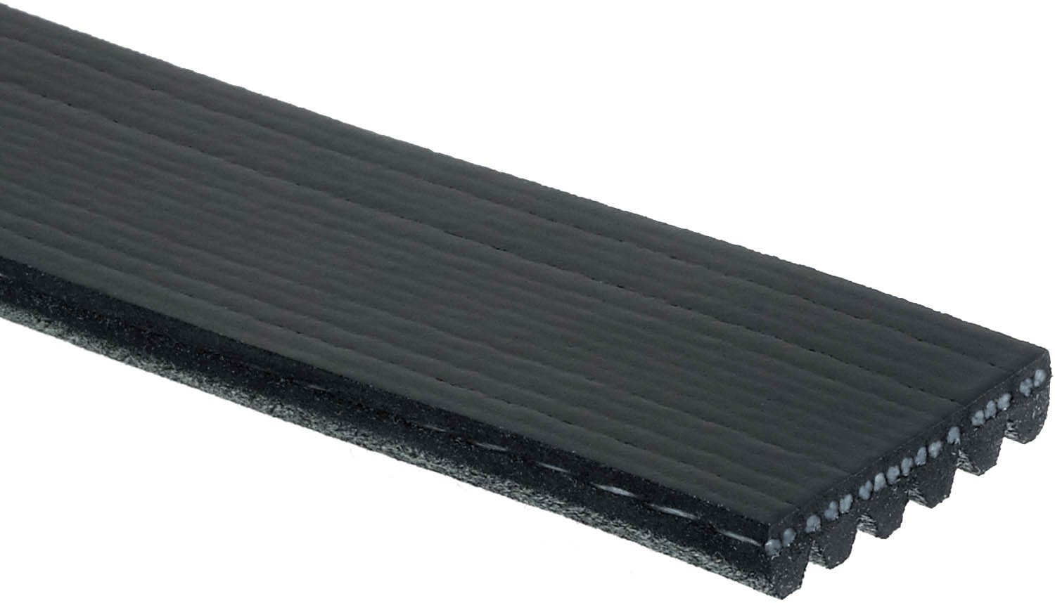 ACDelco 6K637 Professional V-Ribbed Serpentine Belt