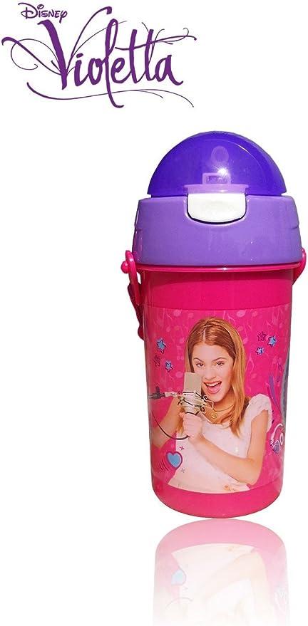 Disney violetta bouteille d/'eau sport en plastique 400ml