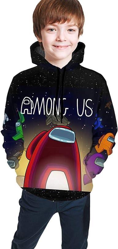 Game Hoodie Boys Girls Sweater Youth Sweatshirts