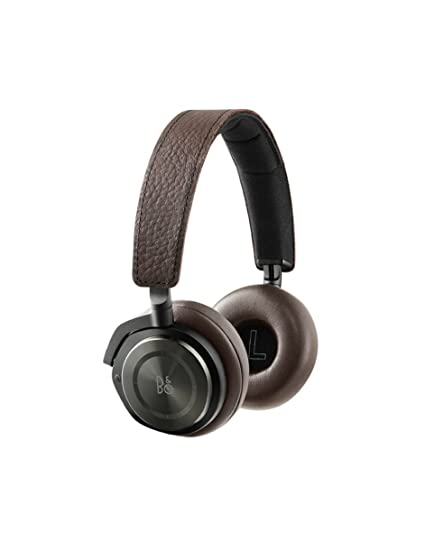 8acdd2ae94f Amazon.com: Bang & Olufsen Beoplay H8 Wireless On-Ear Headphone with Active Noise  Cancelling - Grey Hazel: Home Audio & Theater
