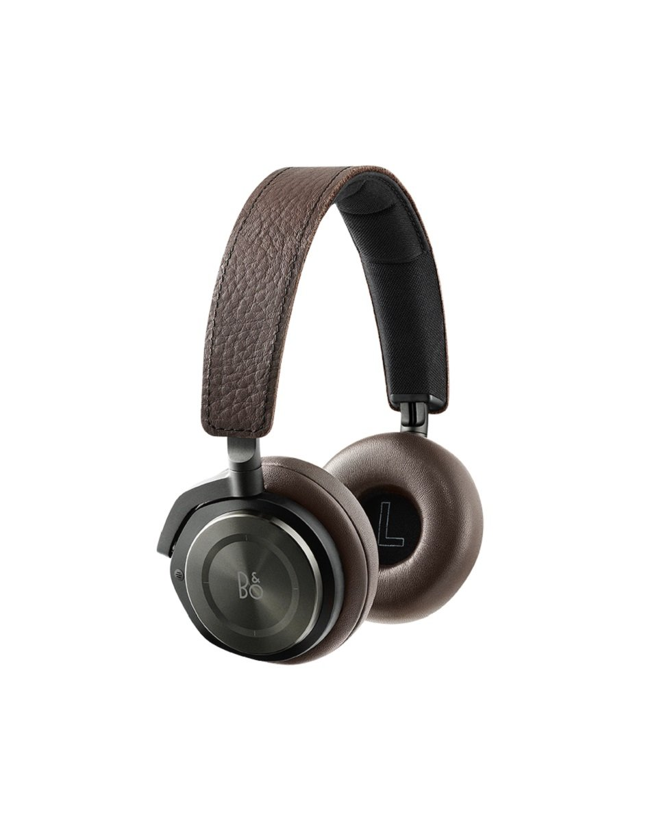 B&O PLAY by Bang & Olufsen Beoplay H8 Wireless On-Ear Headphone with Active Noise Cancelling, Bluetooth 4.2 (Gray Hazel) by B&O PLAY by Bang & Olufsen