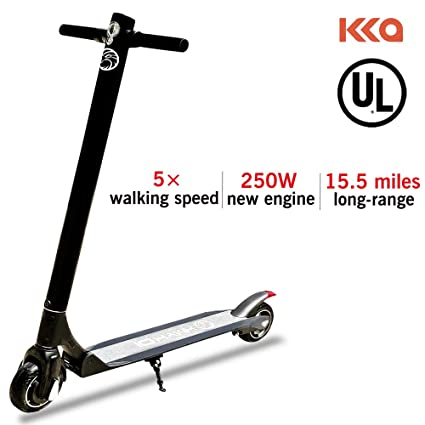 Amazon.com : KKA Electric Scooter, Li-ion Battery 36V/5.2AH Top ...