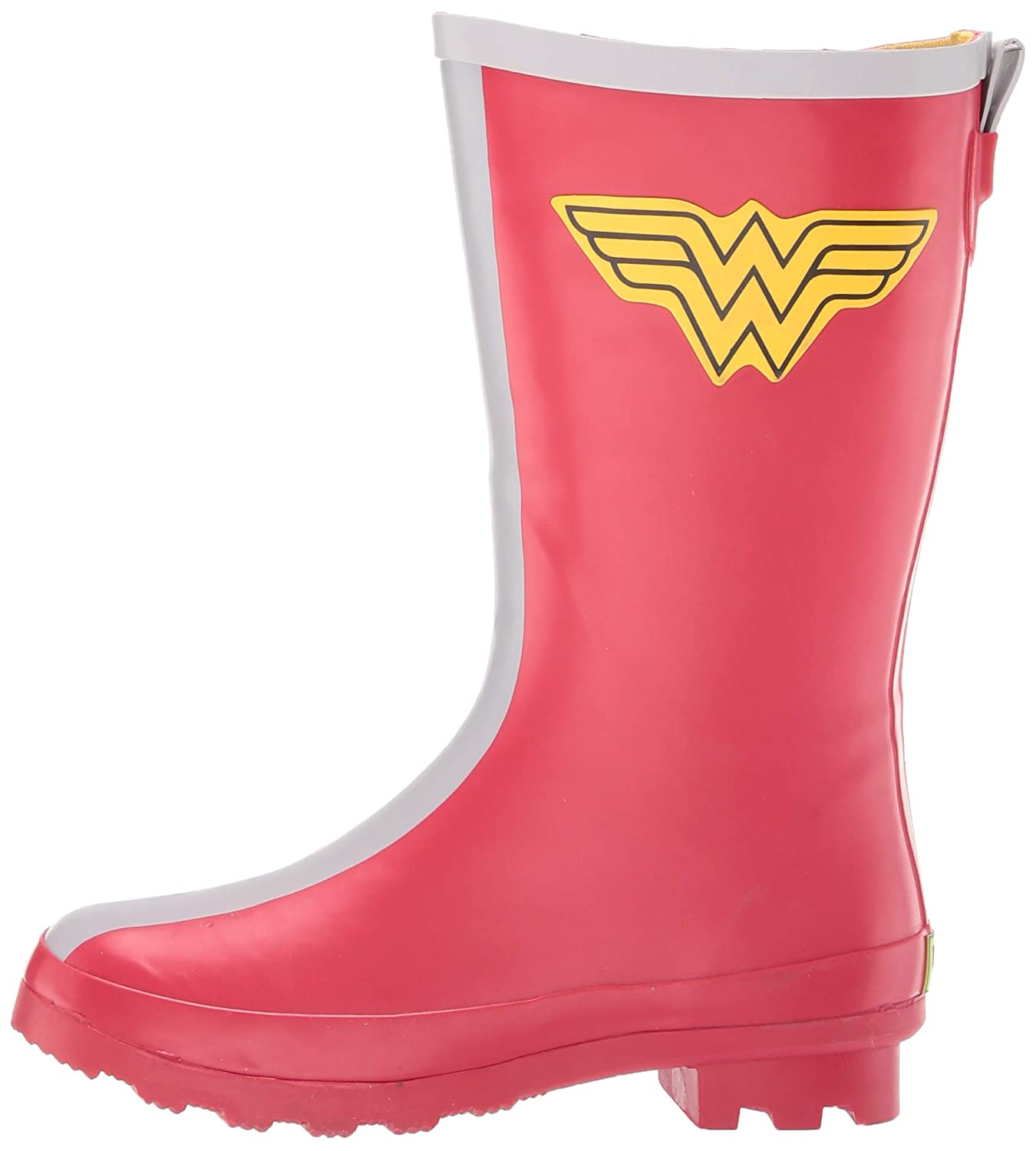 dfd6ea12 Western Chief Kids Youth Classic Tall Wonder Woman Rain Boot: Buy ...