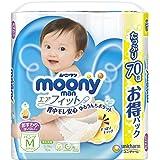 【Amazon.co.jp】ムーニーマン パンツ M おすわり・はいはい(5~10kg) エアフィット 70枚