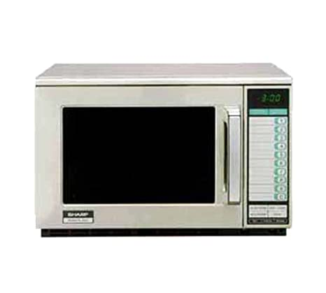 Amazon.com: Sharp Electronics r-22gtf Horno de microondas ...