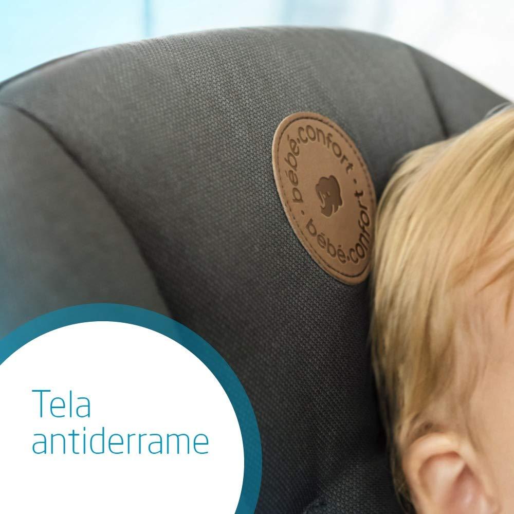 B/éb/é Confort Minla Trona evolutiva con 6 formas diferentes de sentarse 6 a/ños Essential Blue apta desde el nacimiento 0 meses