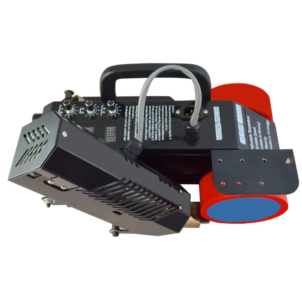 2000w Heat Jointer Pvc Banner Welder Machine for Solvent Water Printer by Taishi (Image #2)
