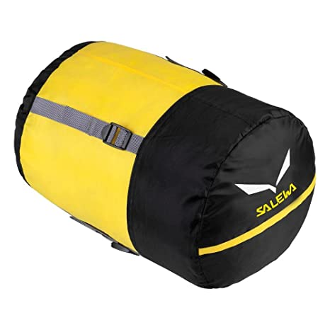 SALEWA SB Compression Stuffsack M, Mochila Unisex Adulto, Amarillo (Yellow), M