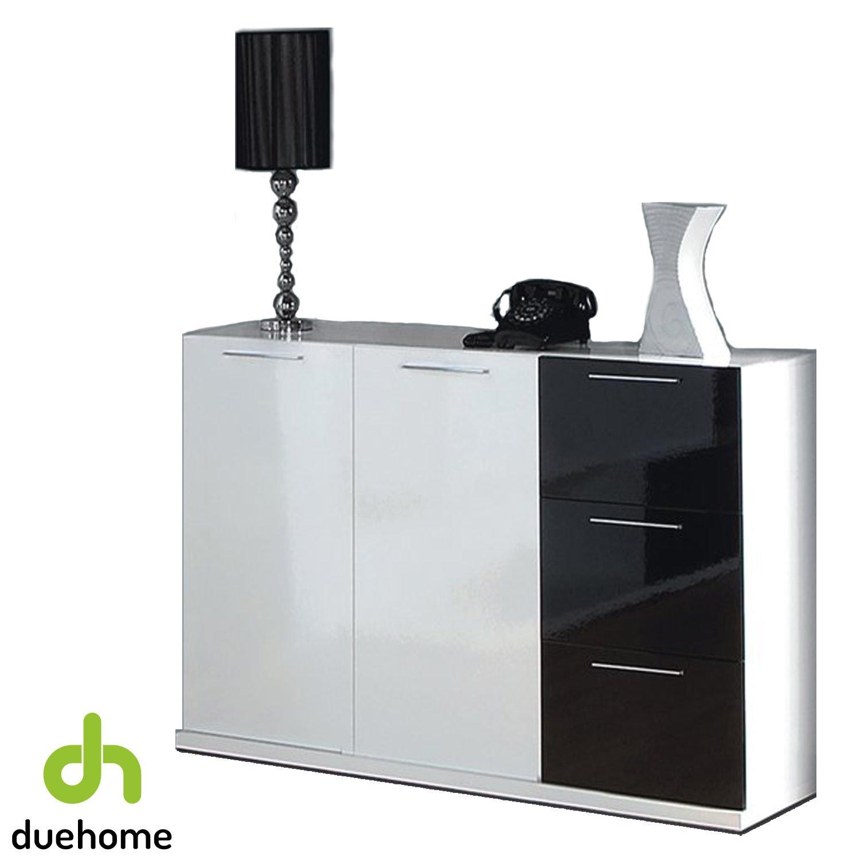Aparadores para comedor aparador saln comedor madera - Habitdesign muebles ...