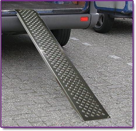 200 cm in Alluminio ProPlus Rampa di carico per Auto