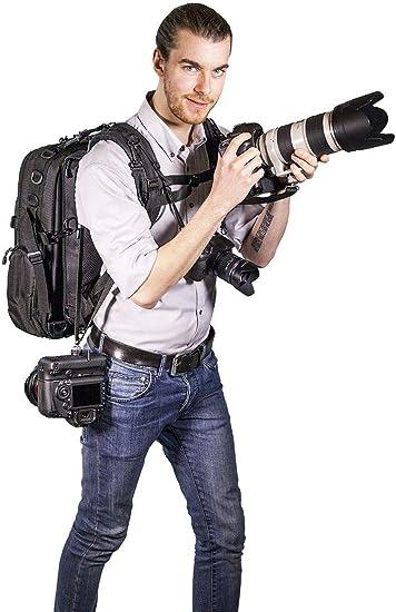 Sun Sniper Ssn Rb Tph Kit Rotaball Triple Press Harness Kamera