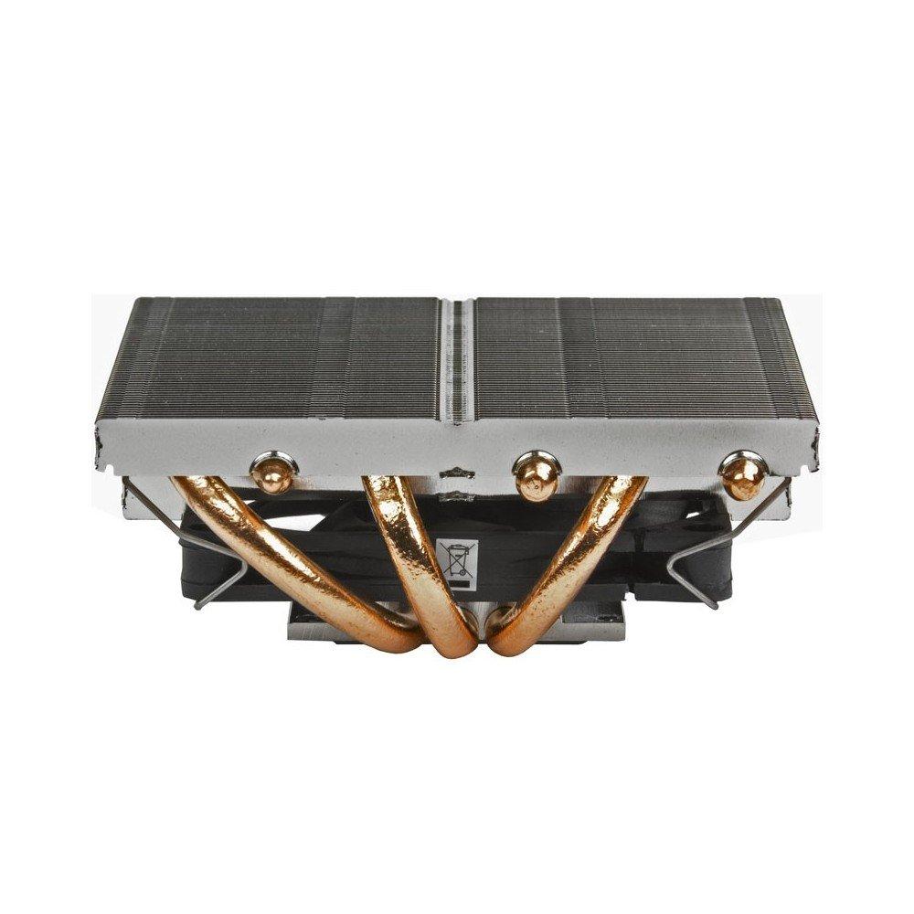 Scythe SCKZT-1000 Refroidisseur pour processeur Heatpipe Socket 1366 1155 1156 775 754 939 AM2 AM3 800-3300 rpm Aluminium/Cuivre