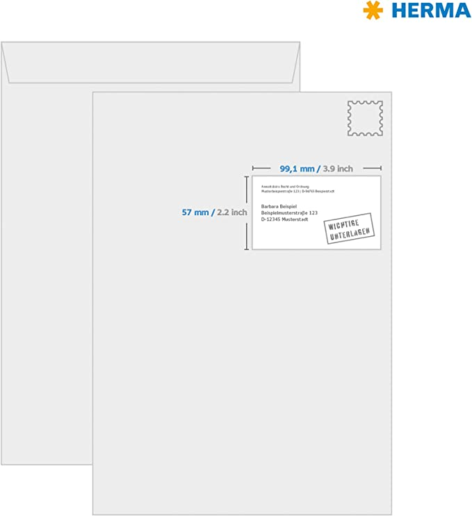 Beschriftung T/ürschilder Haust/ürschilder mit Namen Motiv Graf aus Glas in 200 x 200 mm mit 4 Haltern inkl