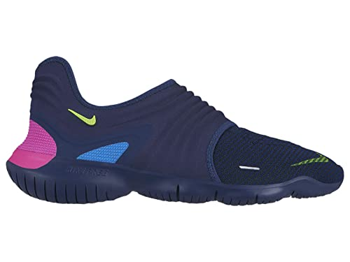 Nike Free RN Flyknit 3.0, Chaussures d'Athlétisme Homme, Multicolore running-course-2019-meilleur-pas cher