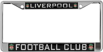 Liverpool Football Club Photo License Plate