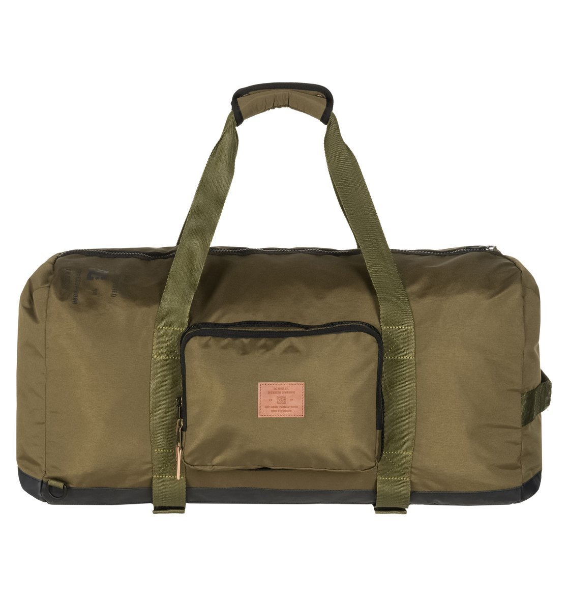DC Men's Trooper Duffle Bag, Military Olive, One Size