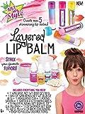 Just My Style Layered Lip Balm Making Kit