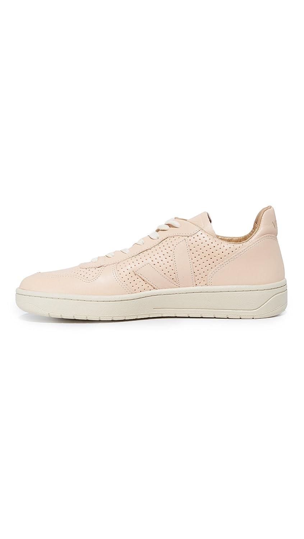 VEJA - Herren- Nudefarbene Leder-Sneaker V10 Bastille für herren:  Amazon.de: Schuhe & Handtaschen