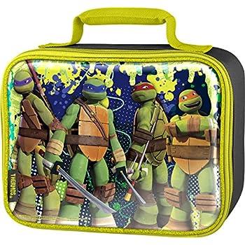 Amazon.com: Teenage Mutant Ninja Turtles térmico Lunchbox ...