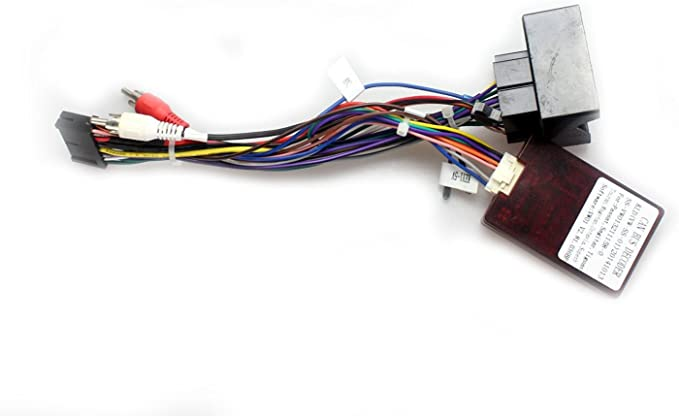 Pumpkin Kd Z0011 Iso Lead With Canbus Decoder For Elektronik