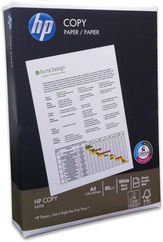 HP Copy CHP910 Papel A4 80 g/m ²- color blanco VE - 500 folios ...