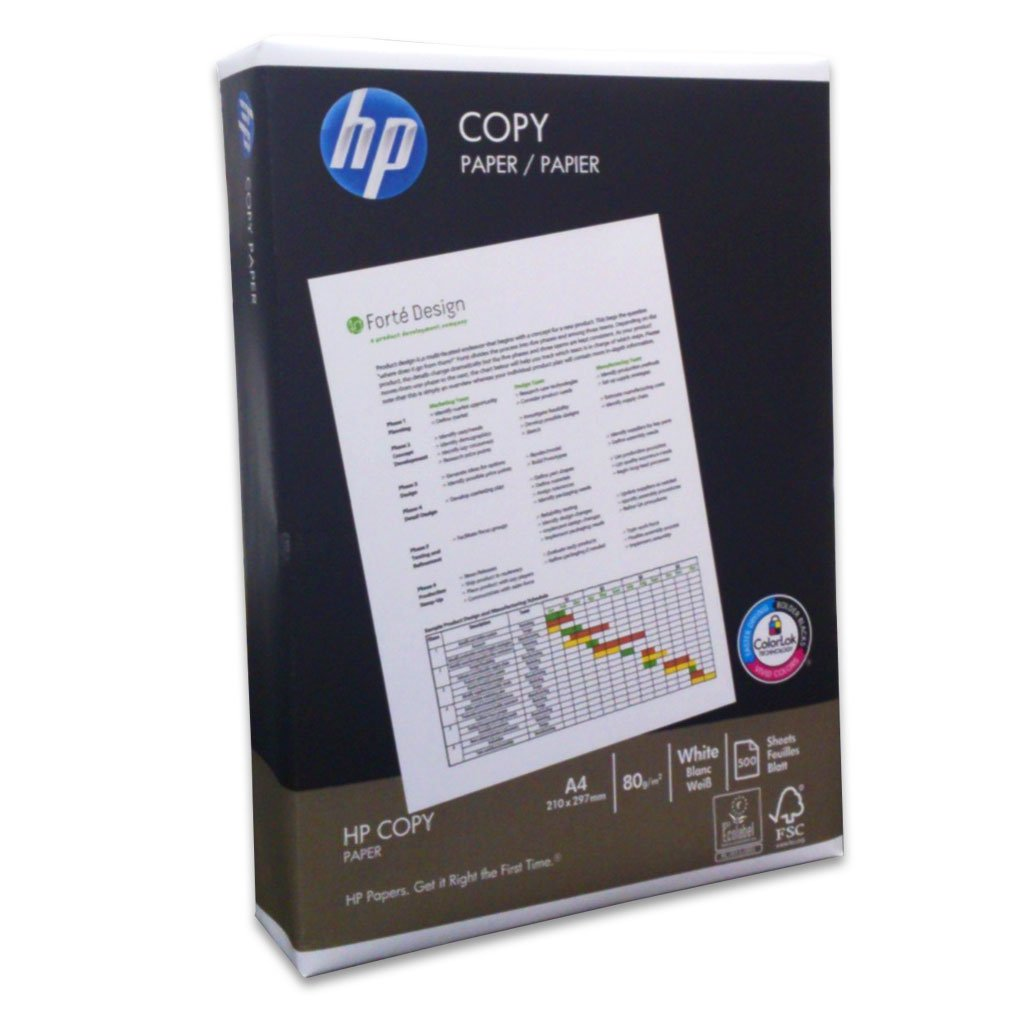 HP Copy CHP910 Papel A4 80 g/m ² - color blanco VE - 500 folios