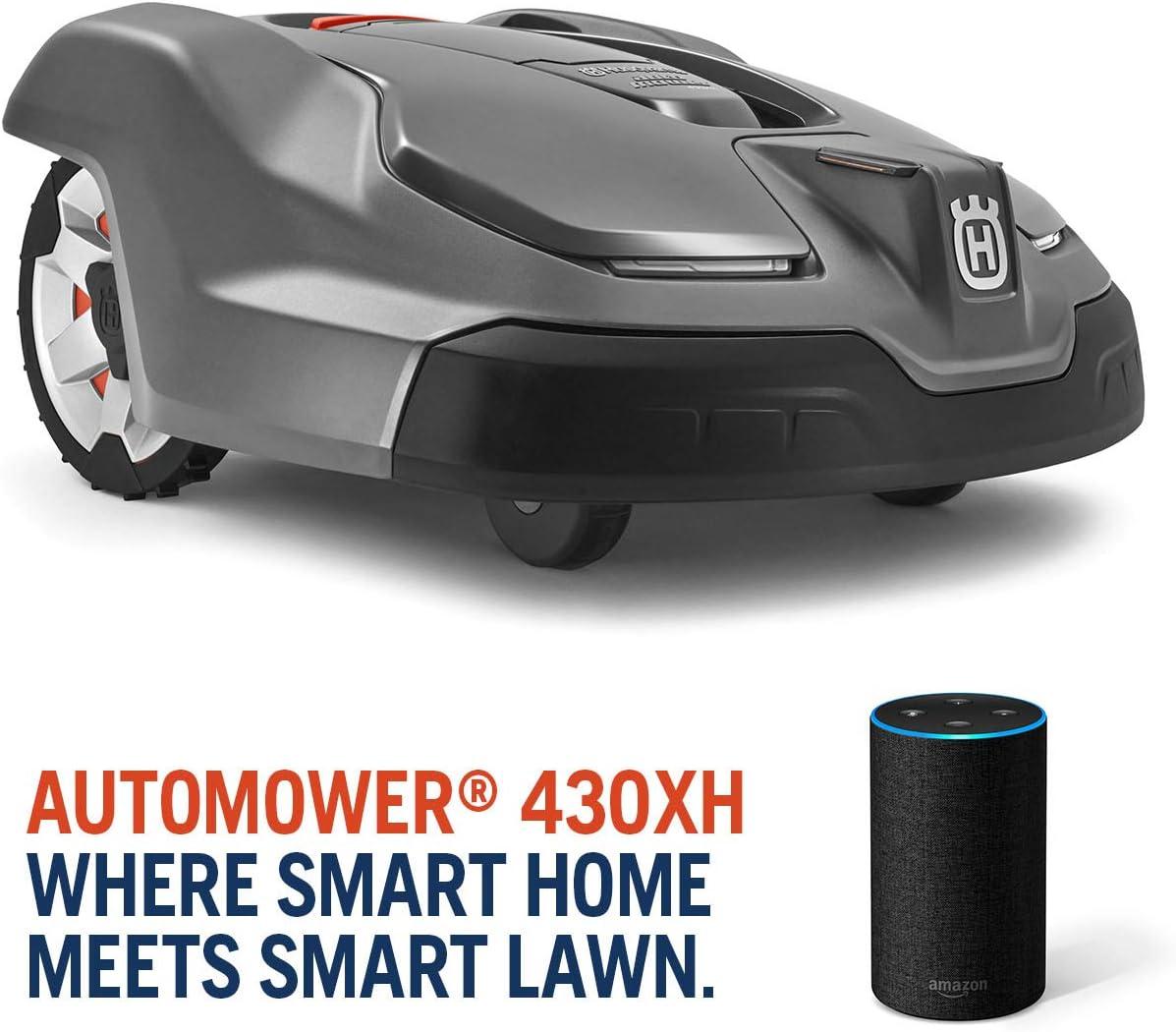 Husqvarna 430XH Robotic Mowers, Orange/Gray